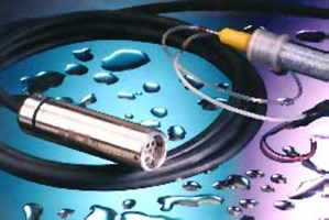 Self-Sealing Submersible Cable