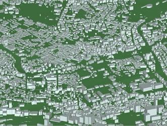 Georeferenced shapefiles