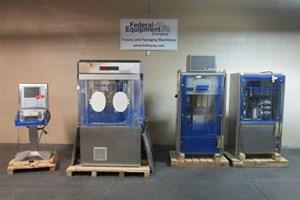 Used Fette 36 Station Tablet Press – 2090I WIP