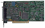 PCI-AI12-16(A) Sixteen Channel 12-Bit Analog Input Cards
