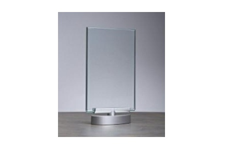 Unique Swivel Base Rotating Acrylic Display Stands Introduced By Plastic  Products Manufacturing