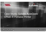 Datamax O'Neil Safelite video case study video shot