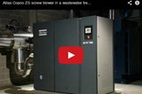 Video: ZS Turbo Blower In A Wastewater Treatment Plant
