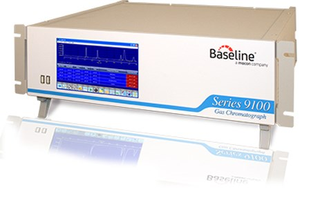 9100 Series Gas Chromatograph