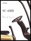 Brochure for Sit-down Counterbalanced Rider