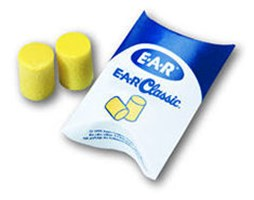 E-A-R, Classic, No Cord, Pillow Pack