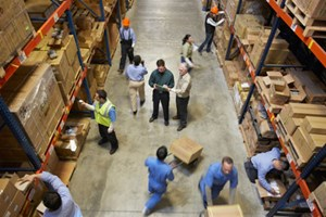 Find New Data Collection Sales Opportunities In The Warehouse And DC Market