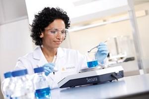 Secura Laboratory Balance