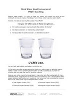Article: Need Water Quality Assurance? UV254 Can Help