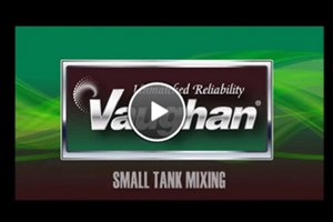 Small Tank Mixing Simulation, Part 2