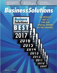Best Channel Vendors 2017