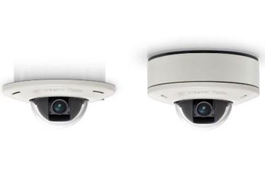 MicroDome cameras