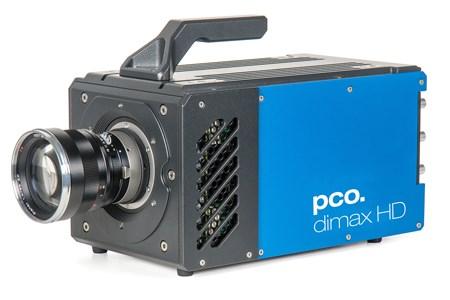 High Speed 12bit CMOS Camera System: pco.dimax