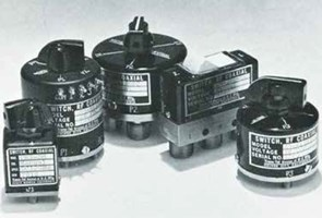 Manual Coaxial Switches