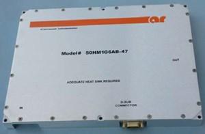 Hybrid Power Amplifier Modules: 0.7-6 GHz BW