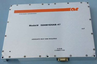 Hybrid Power Amplifier Modules: 0.7 - 6 GHz BW