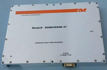 Hybrid Power Amplifier Modules: 0.7 - 6 GHz BW
