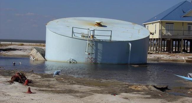 Water Tanks And Severe Weather