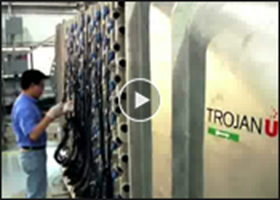 TrojanUVTorrent™ Drinking Water UV Disinfection System (Video)