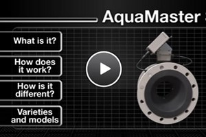 AquaMaster 3 For Potable And Wastewater Treatment