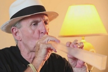 """Lung Flute"" Helps COPD Patients Breathe Easier"