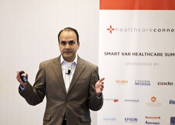 Smart VAR Healthcare Keynote Shahid Shah