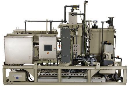 OMNIPURE™ Series 55/64 Offshore Marine Sewage Treatment