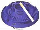 Ashtray for Fire Prevention