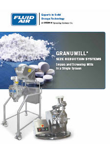 Brochure Granumill 174 Size Reduction Mill