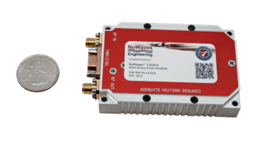 NuPower™ Multi-Octave Power Amplifier: NW-PA-11C01A