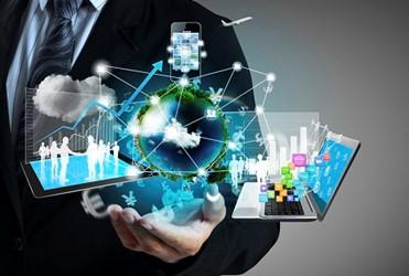data technology in hands 450x300
