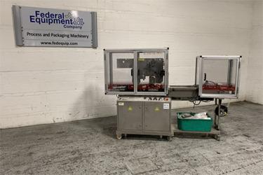 Used Klocker Medipak Pharmaceutical Blister Packaging Machine: EAS II