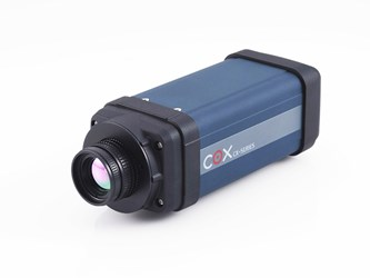 Sierra-Olympic's New Thermography Camera System - CX640