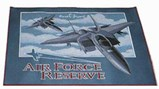 Air Force Reserve Rug: Custom Designed