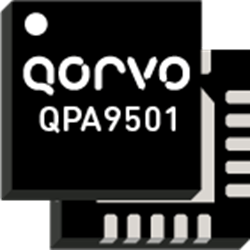 5100 – 5900 MHz 3-Stage Power Amplifier: QPA9501