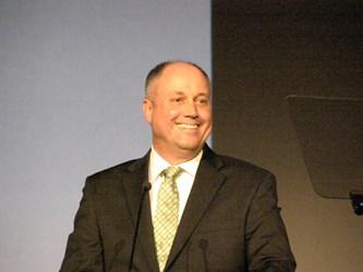 RSPA Chairman Mike Seymour