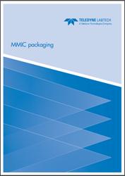 MMIC Packaging Solutions Brochure