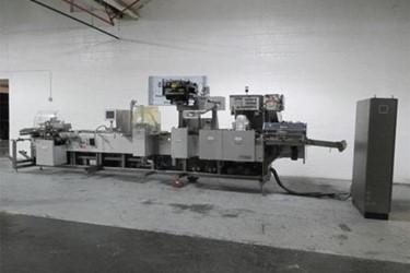 Used Klockner Blister Line, Model CP-11