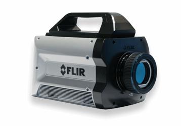 High-Speed Science-Grade MWIR Camera: FLIR X8500sc
