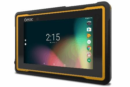 Getac Zx70 Fully Rugged Tablet Simplifies One Handed Operation For Mobile Field Professionals