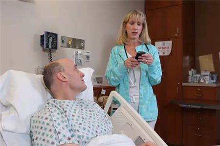 Video: UPMC Nurses Improve Patient Care With Smartphones