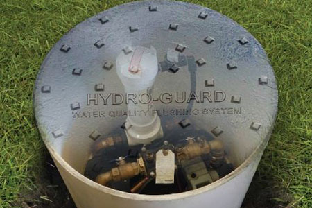 Hydro Guard Hg 8 Automatic Flushing System