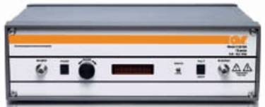 100 Watts CW, 10 kHz – 400 MHz Solid-State Amplifier: 100A400A