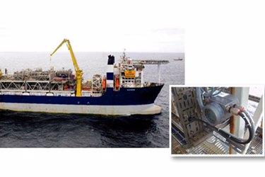 Thermal Flare Gas Flow Meter Solves Measurement Challenges On FPSO Vessels