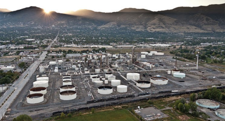 Flow Meter Helps HollyFrontier's Woods Cross Refinery Measure Flare Gas For Safety And Environmental Compliance