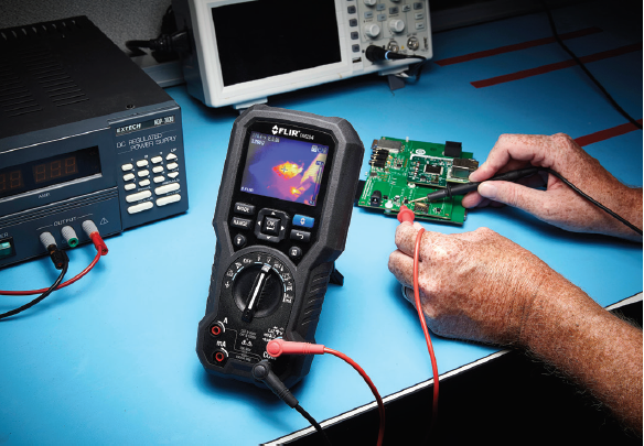 Benchtop Thermal Imaging A Simple-To-Use Cost-Effective Solution For
