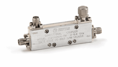2.0 – 8.6 GHz Broadband Directional Coupler: Model 102008616TV