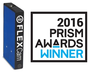 4D Technology FlexCam Wins 2016 Prism Award
