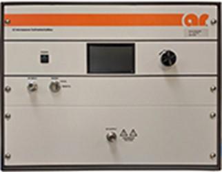 500 Watt CW, 10 kHz - 250 MHz Solid-State Broadband Amplifier: 500A250D