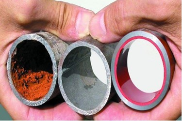 Ceramic Polymer Coating For Drinking Water Applications